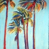 © Christine Eckerfield-Palms in Full Sun, St. Petersburg